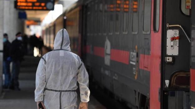 fase 2, treni, Sicilia, Cronaca