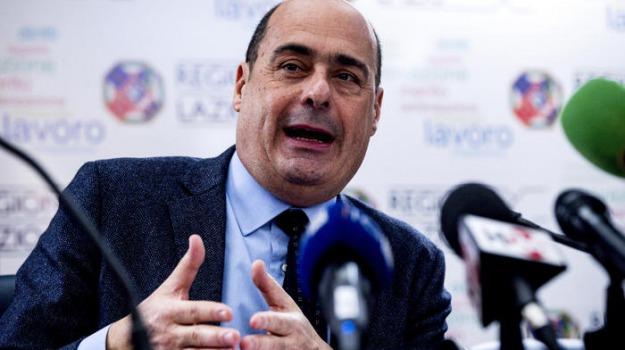 pd, Nicola Zingaretti, Sicilia, Politica