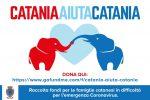 """""""Catania aiuta Catania"""", raccolti oltre 45 mila euro grazie alle donazioni di 600 persone"""