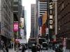 Unimmagine di Broadway chiusa per il lockdown