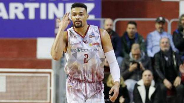 basket, Kenneth Goins, Trapani, Sport