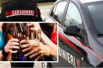 In un pub di Scordia somministrano alcolici a minore: barista denunciata, titolare sanzionato