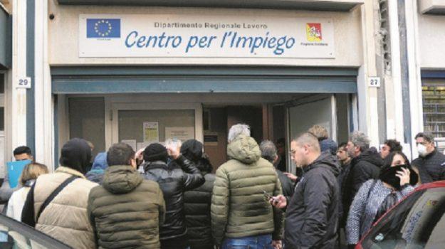 coronavirus, reddito di cittadinanza, Palermo, Economia