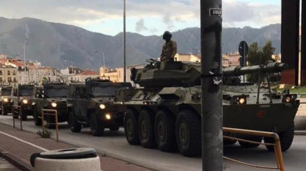 esercito, Palermo, Cronaca