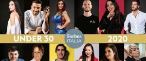 Classifica di Forbes 2020, tre siciliani tra i 100 imprenditori italiani under 30 più influenti
