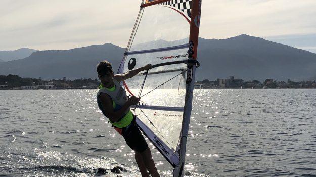 windsurf, Giuseppe Romano, Palermo, Sport