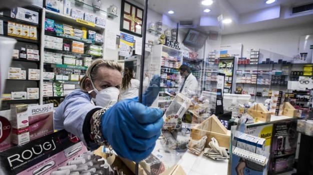 coronavirus, farmacie, vaccino, Palermo, Economia