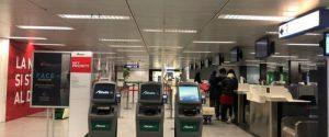Aeroporto Milano-Linate - Ansa