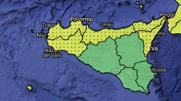 meteo, Palermo, Meteo