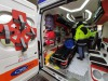 Incidente ad Agrigento, scontro tra auto e moto: morto un 74enne
