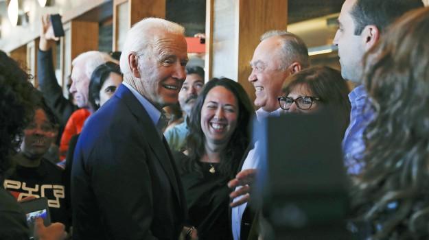 Stati Uniti, USA, Joe Biden, Sicilia, Mondo