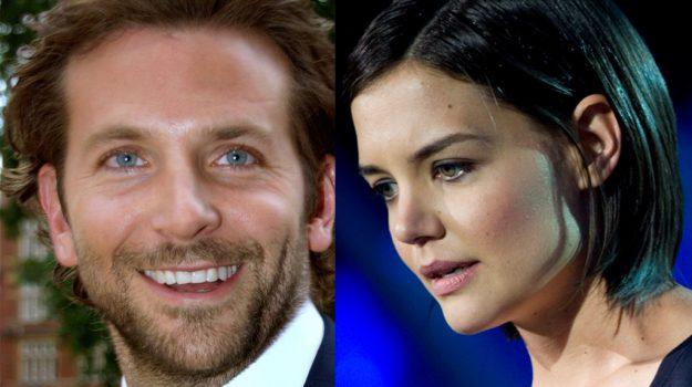 gossip, Bradley Cooper, Katie Holmes, Sicilia, Società