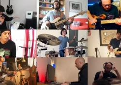 Coronavirus, da casa 18 amici cantano (a fin di bene) «Nessun dorma» in chiave rock  - Corriere Tv