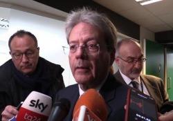 Coronavirus, Gentiloni: «Spread? Reazione dei mercati è fisiologica» Per il commissario Ue è prematuro prevedere una crisi economica globale - Ansa