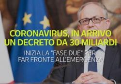 """Coronavirus, in arrivo un decreto da 30 miliardi: come ottenere fondi e aiuti anti-crisi Inizia la """"fase due"""" per far fronte all'emergenza - Ansa"""