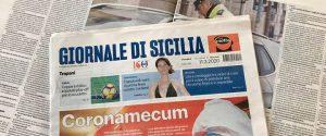 Coronavirus, abbonamenti solidali alla versione digitale del Giornale di Sicilia