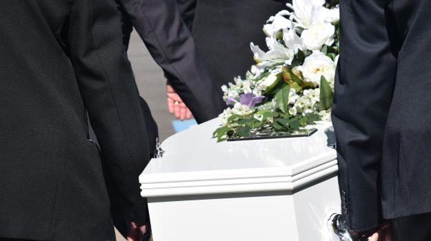 coronavirus, funerali, porto empedocle, Agrigento, Cronaca