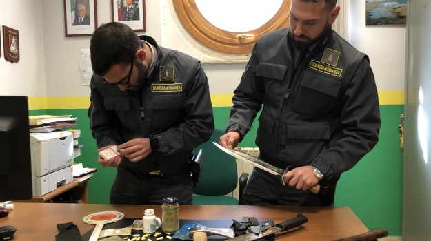 armi, droga, Palermo, Cronaca