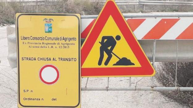 strade, Agrigento, Economia