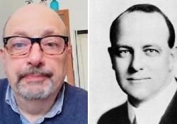 «Leggete Wodehouse»: il libro consigliato da Piersandro Pallavicini per i giorni del Coronavirus «Perché abbiamo bisogno di leggerezza, allegria e spensieratezza» - Corriere Tv