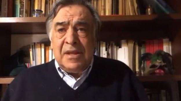 coronavirus, Leoluca Orlando, Palermo, Politica