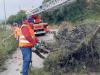Il maltempo sferza l'intera provincia di Agrigento, crolli e strade invase dagli alberi