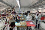 Emergenza coronavirus, prodotte a Bronte 20mila mascherine da due aziende di abbigliamento