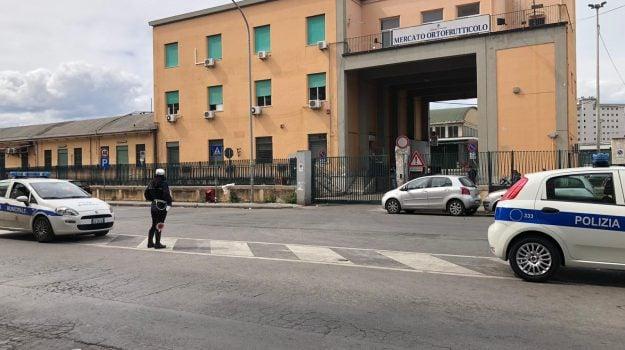 coronavirus, mercato ortofrutticolo, Palermo, Cronaca
