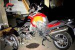 Tre minori gestivano un deposito di moto rubate: un arresto a Catania