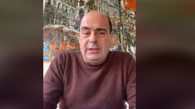 coronavirus, Nicola Zingaretti, Sicilia, Politica