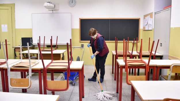 coronavirus, scuola, Lucia Azzolina, Sicilia, Cronaca