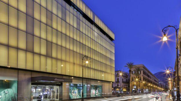 Rinascente, Palermo, Politica