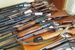 Rottamazione di armi nel nisseno, la polizia ritira altri 88 fucili e 22 pistole