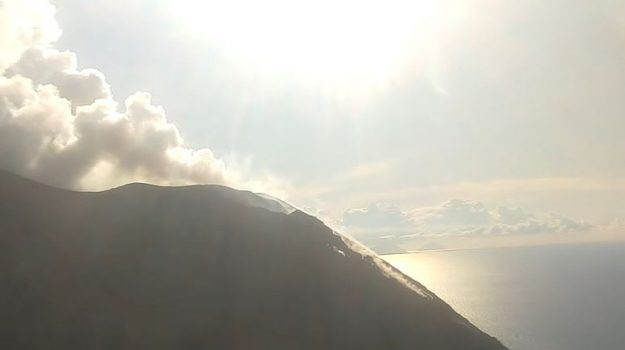 vulcani, Messina, Cronaca