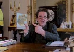 «Van Gogh, rivoluzionario della pittura» Daverio legge i capolavori dell'arte Al via il 10 marzo con il «Corriere» la serie sui grandi capolavori dell'arte. Si parte con i «Girasoli» di Vincent van Gogh  - Corriere Tv