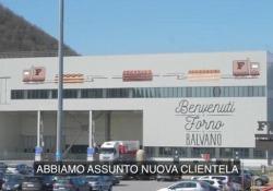 Viaggio a Balvano, il paese dei Nutella Biscuits che valgono come auto e petrolio La fabbrica di fortunati biscotti alla crema di nocciola - Corriere Tv