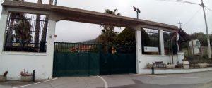 La casa di riposo di Villafrati dove si sono registrati i casi di coronavirus