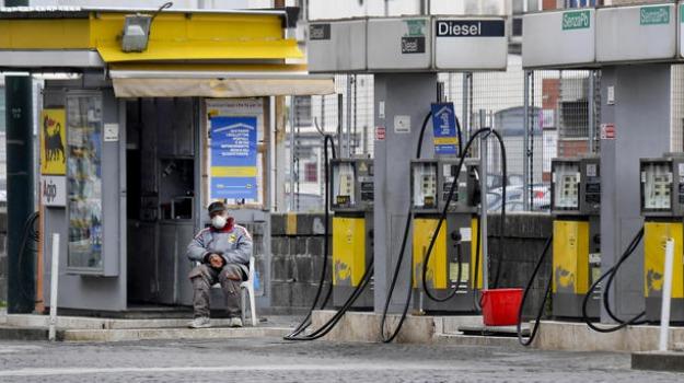 benzina, coronavirus, sciopero, Sicilia, Economia
