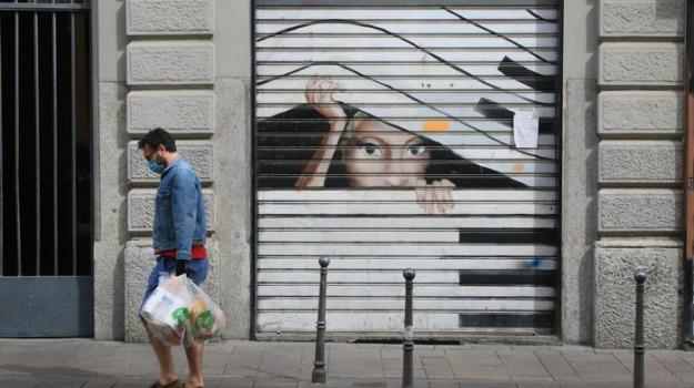 commercio, coronavirus, Palermo, Economia