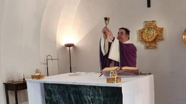 Chiesa, lutti, Domenico Arnone, Palermo, Cronaca