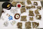 Oltre un chilo di marijuana in un casolare abbandonato: un arresto a Giarre