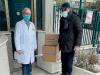 Ospedale di Canicattì, donato un ventilatore polmonare