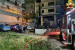 Scoppia una bombola a Messina, è morto il 44enne ustionato in casa