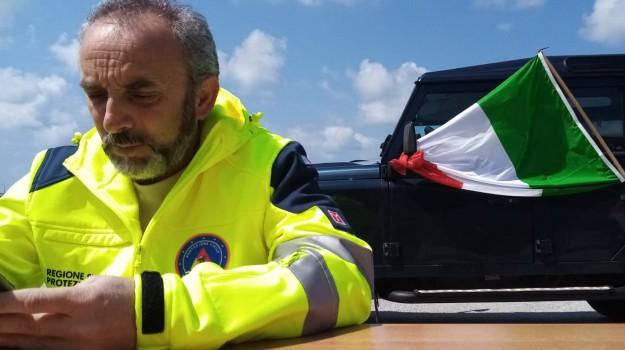 coronavirus, Pantelleria, Erik Vallini, Maurizio Caldo, Vincenzo Campo, Trapani, Politica