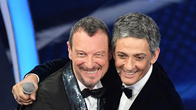 Sanremo 2020, tv, Sicilia, Società
