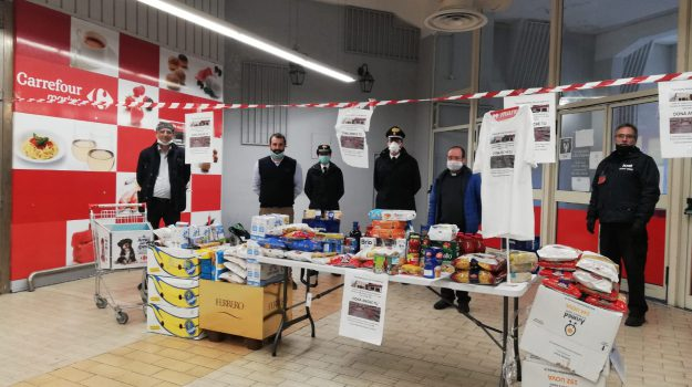 coronavirus, spesa, Palermo, Politica