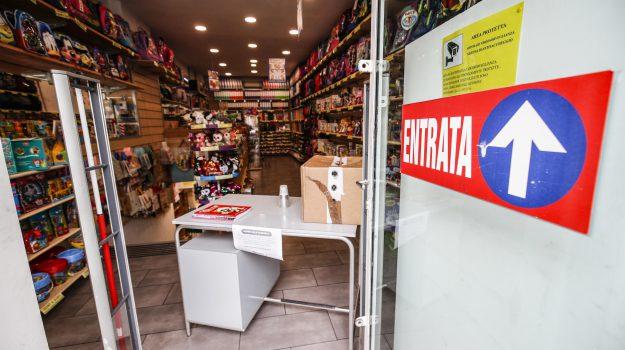 coronavirus, mascherine, negozi, Sicilia, Cronaca