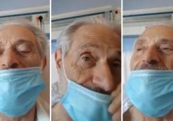Coronavirus, Amedeo Minghi ricoverato in ospedale. Il video: «State attenti, sapervi accanto a me è importante» Il video del cantante dall'ospedale - Agenzia Vista/Alexander Jakhnagiev