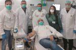 Niscemi, in un mese triplicate le donazioni di sangue