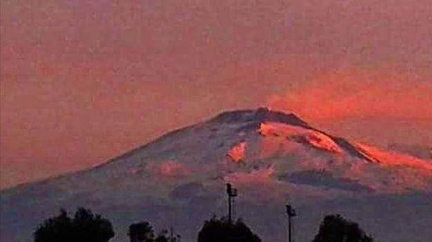 etna, vulcani, Catania, Cronaca